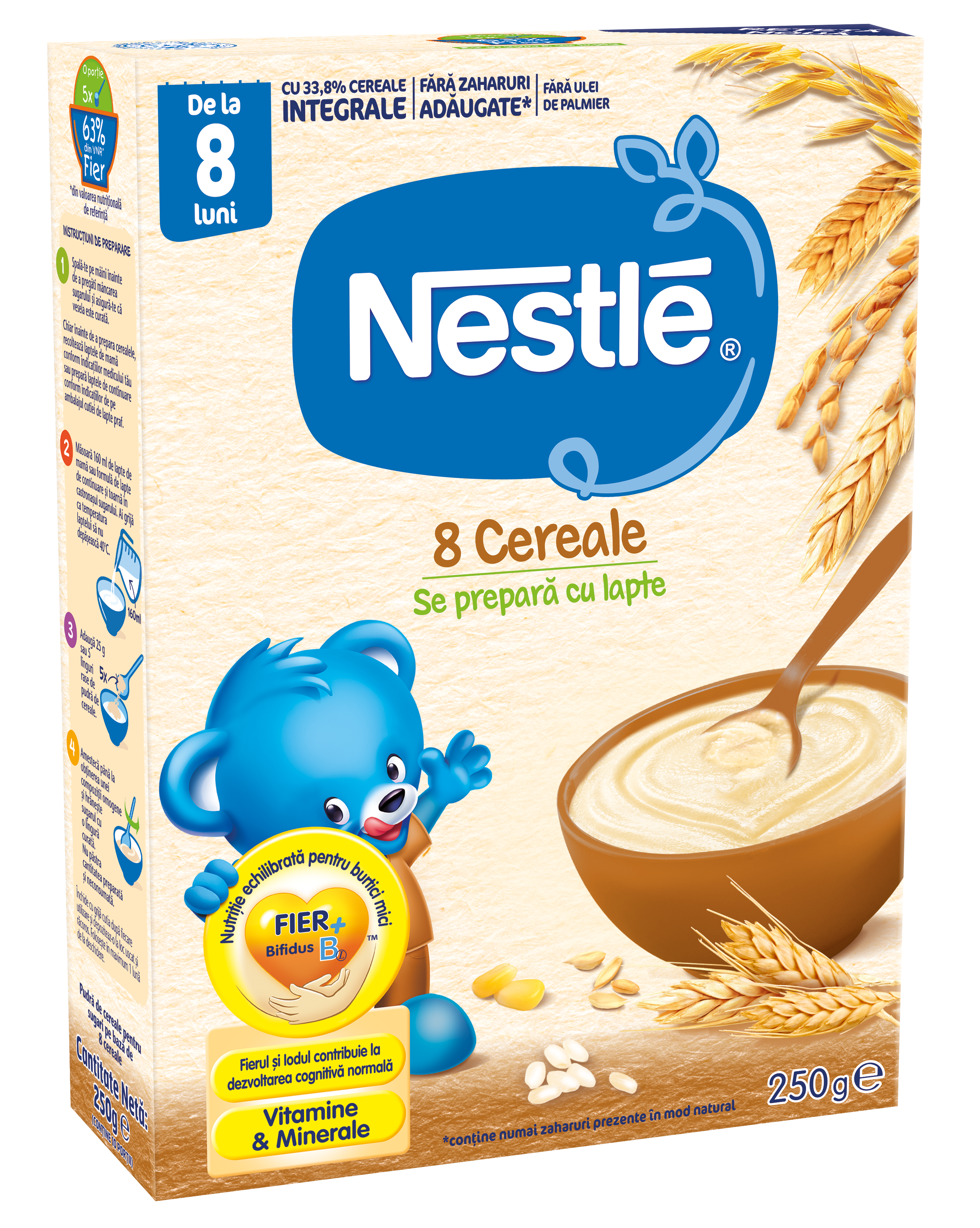 cereale nestle 8 cereale